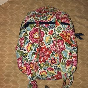 fe84fcd8190 Vera Bradley Bags - Mini Vera Bradley Backpack in discontinued pattern